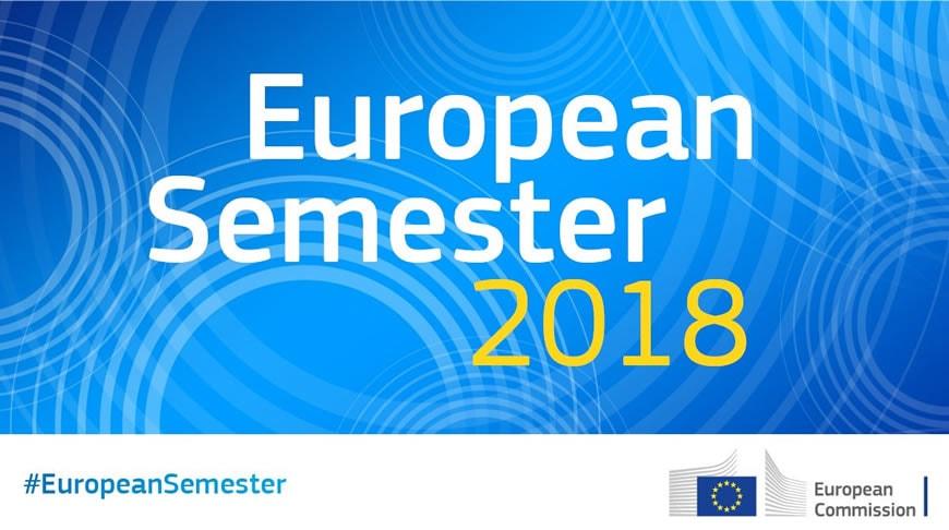 Европейски семестър 2018