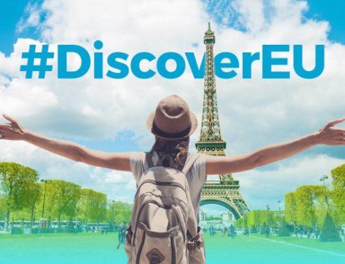 #DiscoverEU: още 20000 младежи ще опознаят Европа през 2020г.