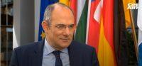 Председателството ви беше добро, каза Джауме Дук пред Bulgaria ON AIR Прочети още на: https://www.bgonair.bg/sutreshen-blok/2018-07-11/govoritelyat-na-ep-vsichki-strani-chlenki-na-es-razbraha-vazhnostta-na-zapadnite-balkani