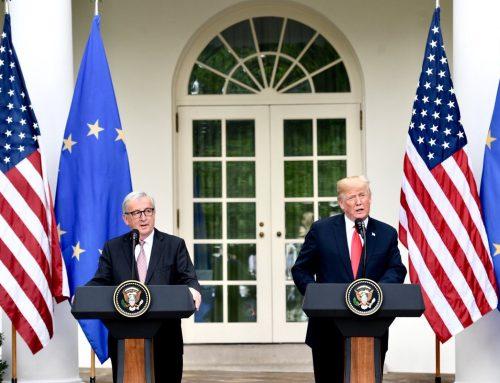 Съвместна декларация на ЕС и САЩ: вносът в ЕС на втечнен природен газ от САЩ нараства