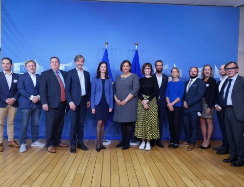 Комисар Мария Габриел: Очаквам видими и измерими резултати за намаляване на дезинформацията онлайн