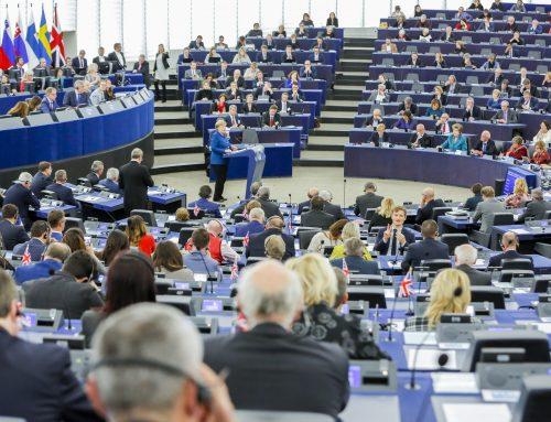 Ангела Меркел: национализмът и егоизмът никога повече не бива да имат шанс в Европа
