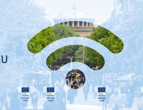 54% от кандидатствалите български общини ще получат ваучери за безплатен безжичен интернет #WiFi4EU