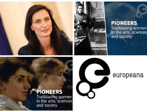 Комисар Мария Габриел даде начало на онлайн изложба за приноса на жените в изкуствата и науките в Европа