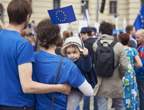 Европейски избори 23 – 26 май 2019 г.