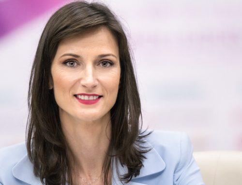Българският еврокомисар Мария Габриел с медал за принос в защитата на интересите на творците в Европа