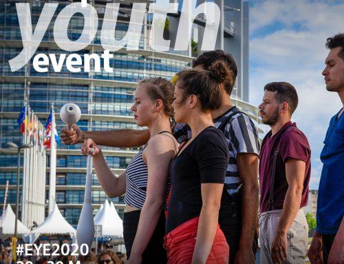 Среща на европейската младеж (EYE) на 29 и 30 май 2020 г. в Страсбург