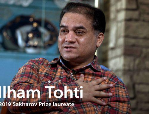 """Илхам Тохти печели награда """"Сахаров"""" за свобода на мисълта за 2019 г."""