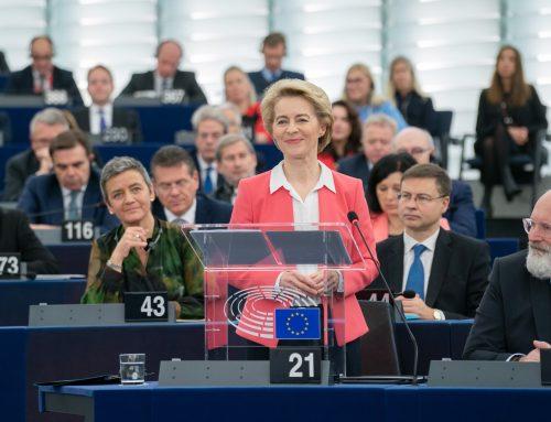 Парламентът избра Комисията фон дер Лайен