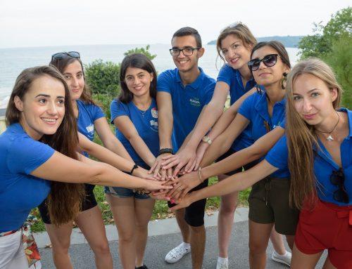 Нови 20 активни студенти от България стават част от младежкия Екип Европа
