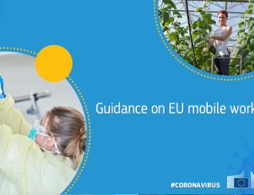 Коронавирус: ЕК представя практически насоки за гарантиране на свободното движение на работниците от критично значение