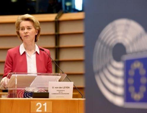 Реч на председателя Фон дер Лайен на пленарното заседание на ЕП относно европейските координирани действия в отговор на епидемичния взрив от COVID-19