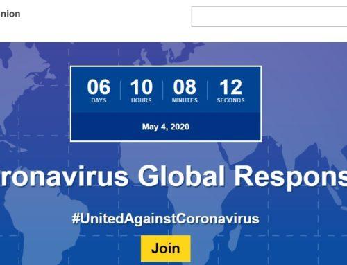 Комисар Мария Габриел: Науката и иновациите са в центъра на глобалната инициатива на ЕС за борба в коронавируса