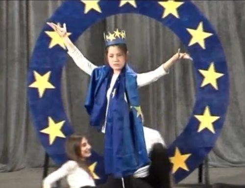 """4 години след премиерата на спектакъла """"Приказка за Европа""""  Интервю с Ева Джевизова"""
