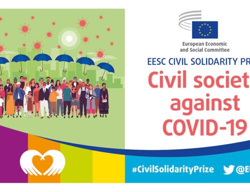 Набират се кандидатури за Наградата на ЕИСК за гражданска отговорност, посветена на борбата с коронавируса
