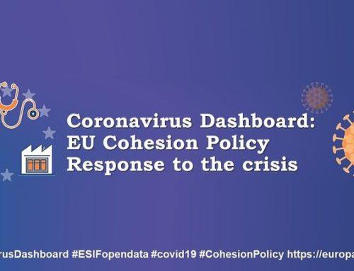 Табло за коронавируса: мерки на политиката на сближаване на ЕС в отговор на кризата с коронавируса