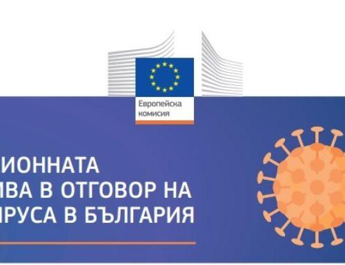 ЕС дава 511 млн. евро в подкрепа на българската икономика