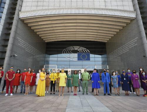 """Европейският парламент обяви ЕС за """"зона на свобода за ЛГБТИК лицата"""""""