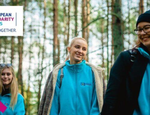 Европейски корпус за солидарност 2021—2027 г.: Първа покана за представяне на предложения в подкрепа на младежки доброволчески дейности
